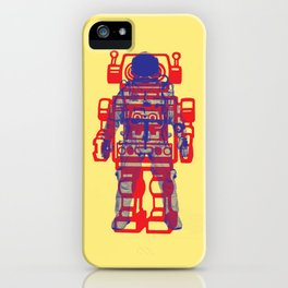Man / Astroman iPhone Case