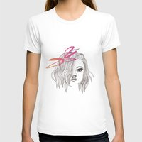 bow T-shirts featuring Bow by spllinter