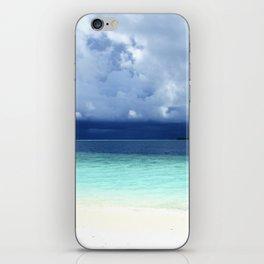 Maldives colors iPhone Skin