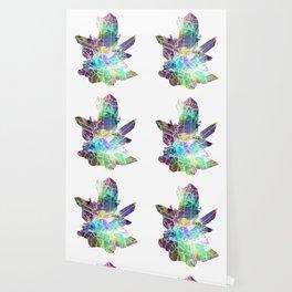 crystals 3 Quartz Wallpaper
