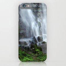 Waterfall at Swallet Falls Slim Case iPhone 6s