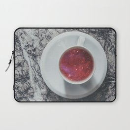 COFFEE PORTAL TO THE UNIVERSE Laptop Sleeve