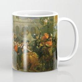 François Gerard - Entree d'Henri IV a Paris, 22 mars 1594 Coffee Mug