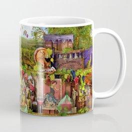 The Poetry of Wine Coffee Mug