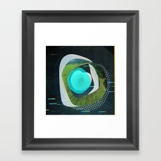 the abstract dream 3 Framed Art Print