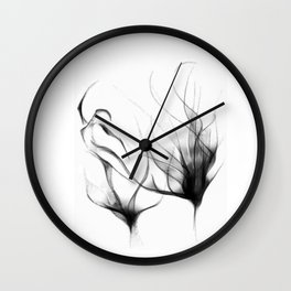 cool sketch 36 Wall Clock