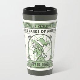 Halloween 50 Dollar Bill Travel Mug