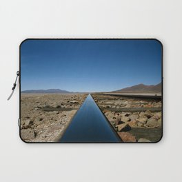 Long Line to Bolivia Laptop Sleeve