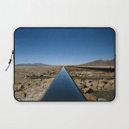 Long Line to Bolivia Laptop Sleeve