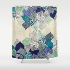 Leaf it to me Shower Curtain
