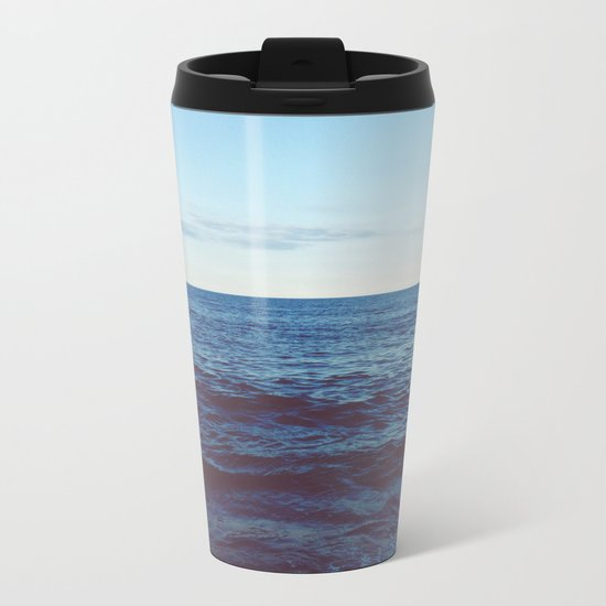 Truely Wild Metal Travel Mug