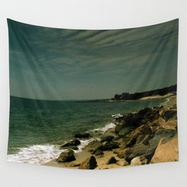 Ocean Side Wall Tapestry