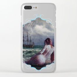 My Jolly Sailor Bold Clear iPhone Case