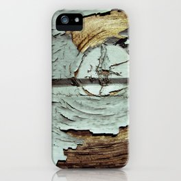 weathered iPhone Case