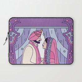 Sikh Wedding Laptop Sleeve