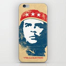 Viva la election! iPhone Skin