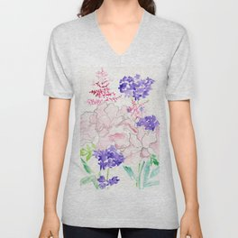 Rooted Together Unisex V-Neck