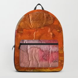 THIRD GRADE SELF PORTRAIT Backpack