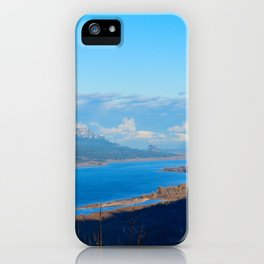 The Gorge II iPhone Case