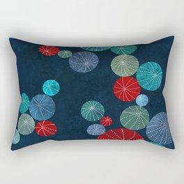 Colorful cactus field Rectangular Pillow
