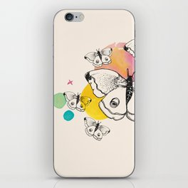 Flutter iPhone Skin