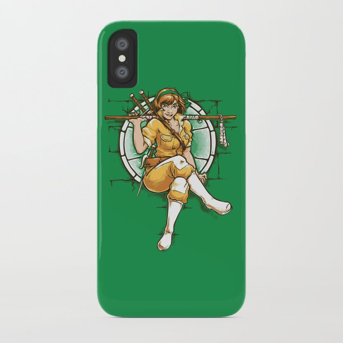 The 5th Turtle iPhone Case