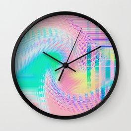 Distorted signal 03 Wall Clock