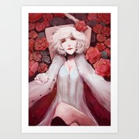 Georgetta Art Print