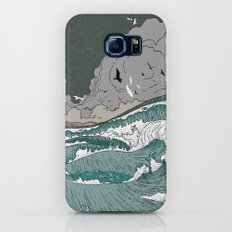 Stormy seas Galaxy S7 Slim Case