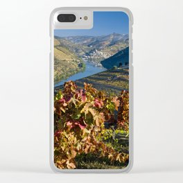 Pinhao in the Vale do Douro Clear iPhone Case