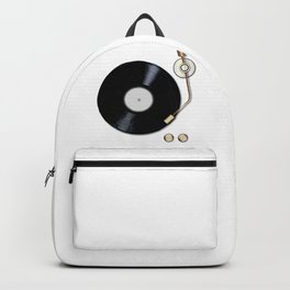 Record Deck Backpack