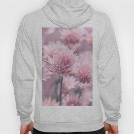 Allium pink 0146 Hoody