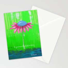 """Be Your Own Kind of Amazing"" Original design by PhillipaheART Stationery Cards"