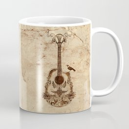 The Guitar's Song Coffee Mug