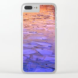 Icy Clear iPhone Case