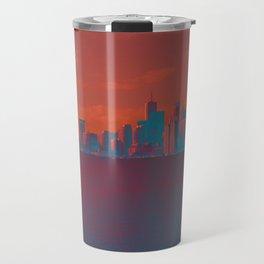 CN Tower skyline Travel Mug