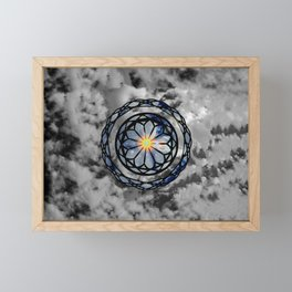 Consciousness Framed Mini Art Print