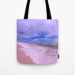 Stormy Barry Tote Bag