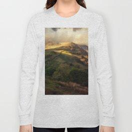 Postcards from Scotland Long Sleeve T-shirt