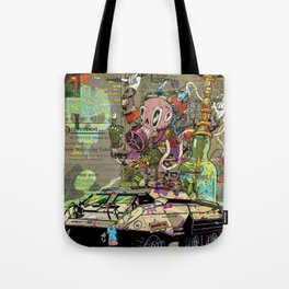 Warpath Tote Bag