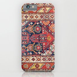 Luri Fars Southwest Persian Rug Print iPhone Case