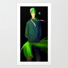 Antisepticeye Art Print
