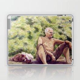 Papa, miss you! Laptop & iPad Skin