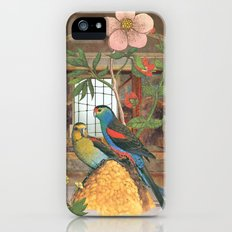 They had constructed their own garden from what they had iPhone (5, 5s) Slim Case