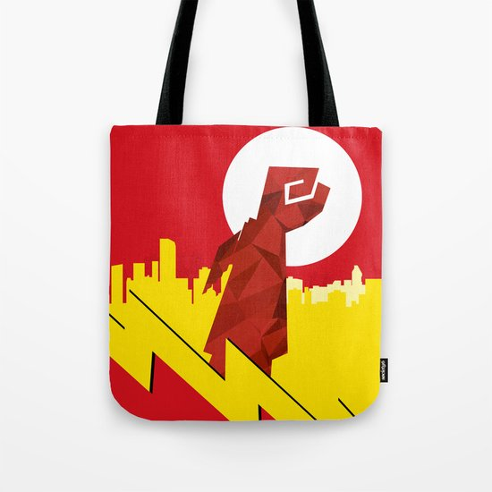 Polygon Heroes Rise 4 Tote Bag