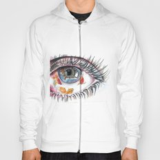 Koi Fish in Eye Hoody