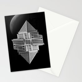 Space: Tesseract Kazoo Stationery Cards