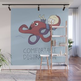 Comfortable Distraction Wall Mural