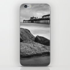 Southwold Pier and Rocks, Suffolk iPhone & iPod Skin