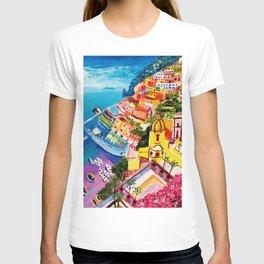 Beautiful Vernazza T-shirt